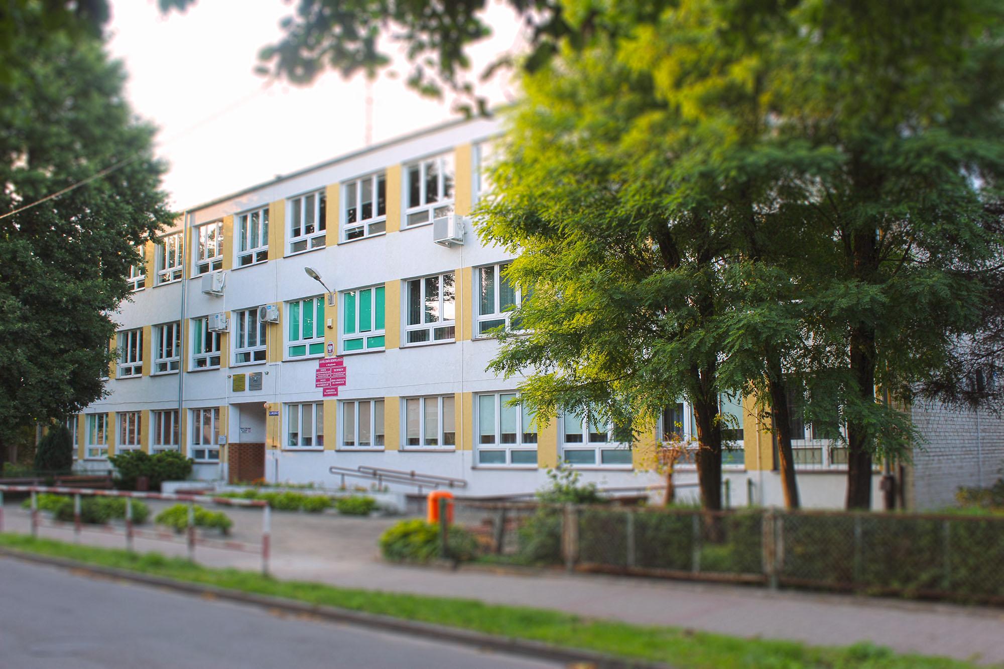Budynek GSW Filia w Braniewie