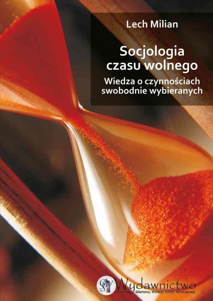Socjologia czasu wolnego - pierwsza strona okładki