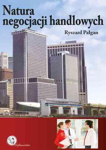 Natura negocjacji handlowych - pierwsza strona okładki
