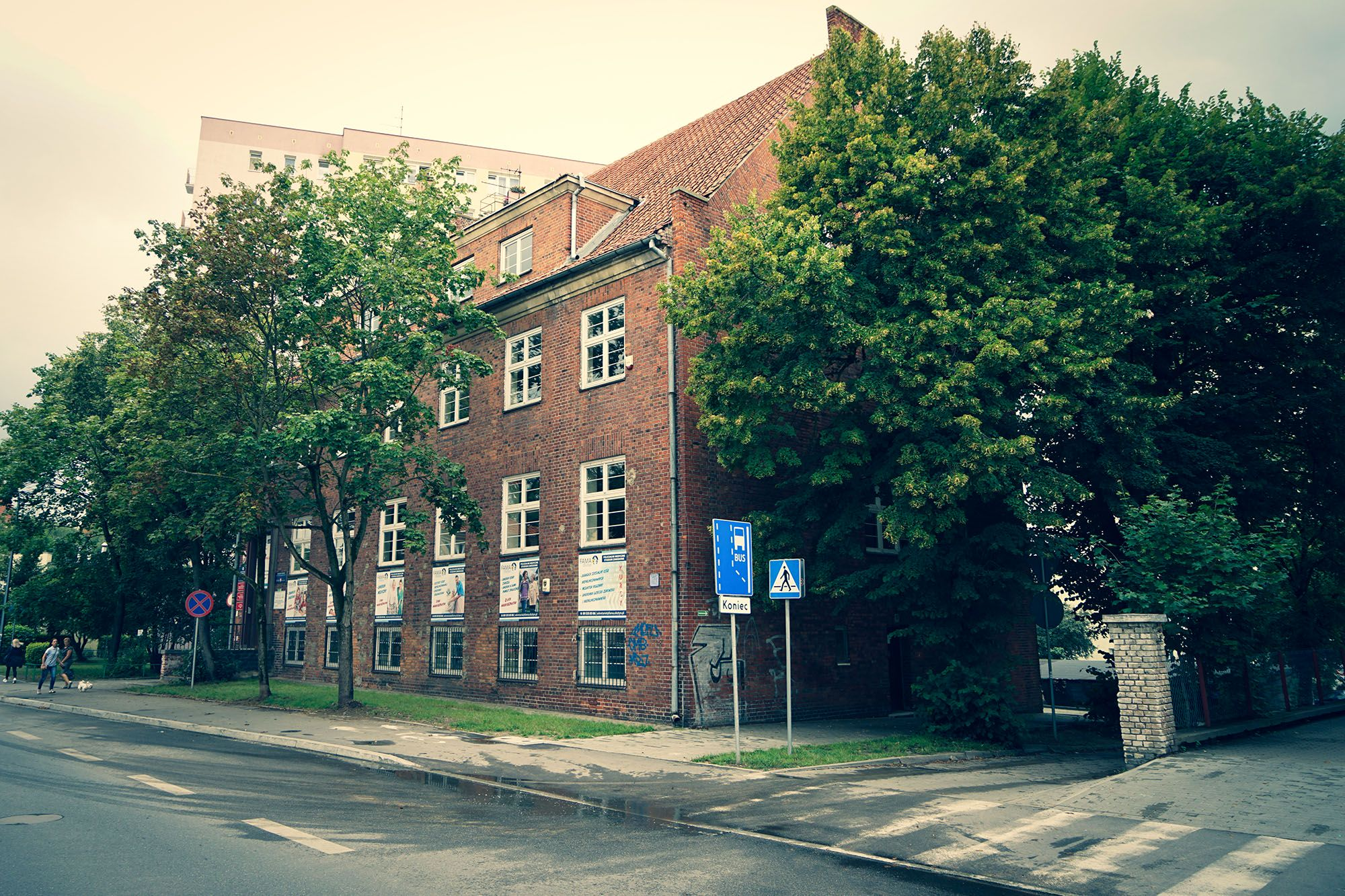 Budynek GSW Filia w Olsztynie