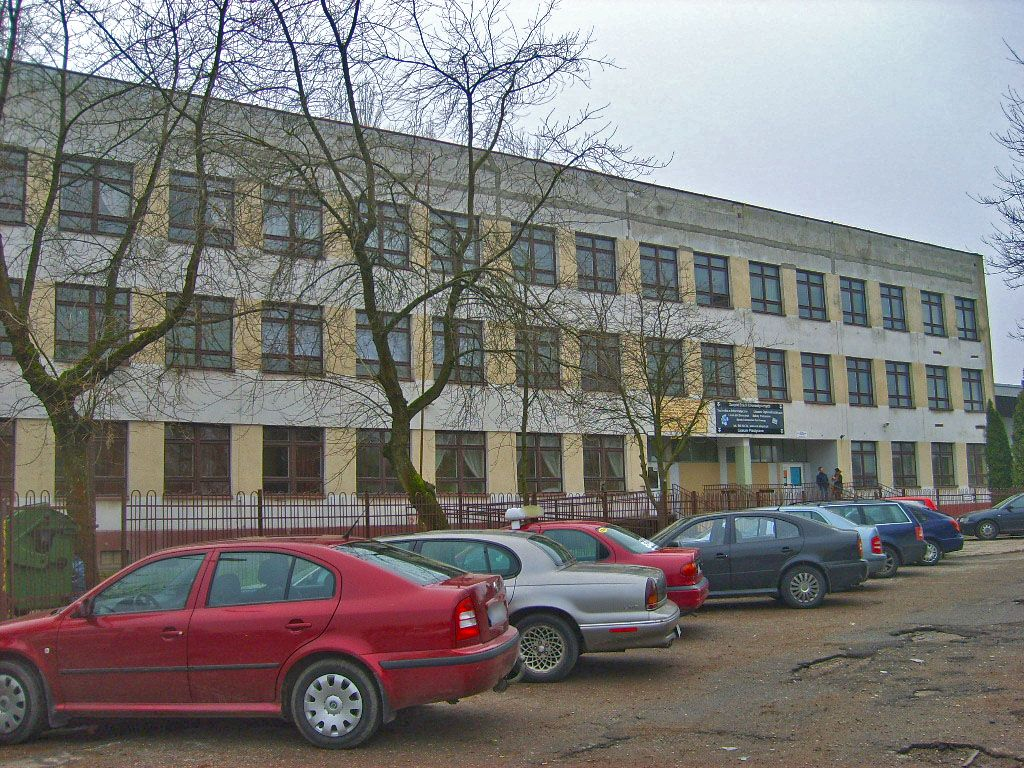 Budynek GSW Filia w Słupsku